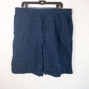 Men's Tommy Hilfiger navy blue casual shorts